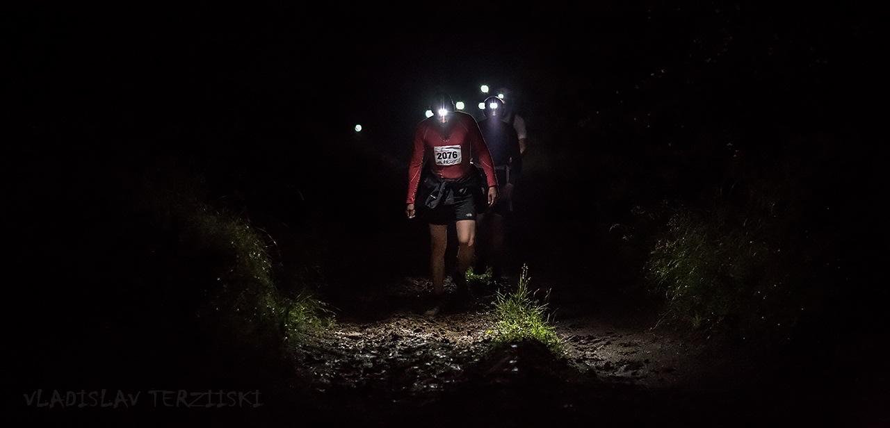 Витоша 100км планински супер маратон